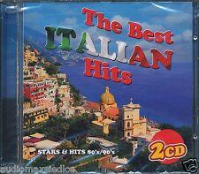THE BEST ITALIAN HITS  [2CD] STARS & HITS 80'S / 90'S