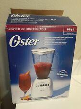 Oster 6640 10-Speeds Blender Open Box