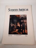 Vintage August 2 1913 Scientific American journal magazine advertisements add