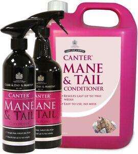 Carr Day & Martin Canter Mane & Tail Conditioner Detangler Spray 500,1L,2.5L,5L