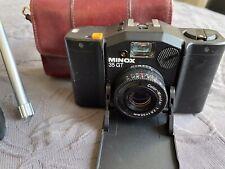 Minox 35 GT 35mm Kompaktkamera mit Zubehör