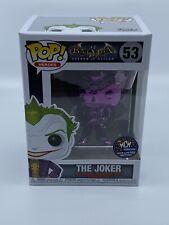 Funko Pop! Batman The Joker #53- 2019 MCM Comic Con Exclusive