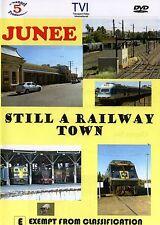 JUNEE – STILL A RAILWAY TOWN