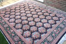 £3500 John Lewis Persian Senneh senne hand knotted wool rug 320 x 250 cm