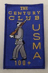 Century Club 100+ West Point US Military Academy USMA Army Jacket Patch