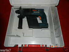 BOSCH GBH 24 VRE PROFI-Akkubohrhammer,geprüft ist 100%OK mit Akku im Werk.Koffer