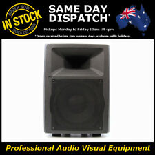 "10"" Inch 300W PA Active POWERED Professional Speaker with Amplifier Amp Monitor"