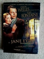 Jane Eyre DVD New Orson Welles Joan Fontaine Margaret O'Brien NEW & SEALED