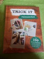 Buch Heimwerken Trick 17  NEU