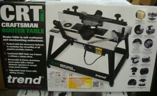 BRAND NEW TREND CRT/MK3L CRAFTSMAN ROUTER TABLE 110V