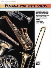 Yamaha Pop-Style Solos: Score/Piano Accompaniment by John O'Reilly, Steve...