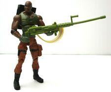 "G.I. Joe 25th Anniversary Roadblock 3.75"" Figure *incomplete* GIJOE 2007"