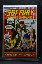 Sgt Fury and His Howling Commandos #94 Marvel Comic 1972 Stan Lee Dick Ayers 6.5