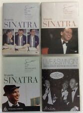 FRANK SINATRA COLLECTION [4 x DVDs + 1 CD SET] THE MAN AND HIS MUSIC, A, LIVE