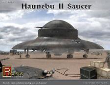 Pegasus 9119 Hobbys Haunebu II German WWII UFO Saucer Model Kit 1/144