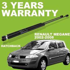 2x Gas Struts for Renault Megane 02-08 Hatchback / Coupe Rear / Boot lifter