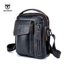BULL CAPTAIN Men Shoulder Messenger Bag Casual Crossbody Bag Handbag Bags