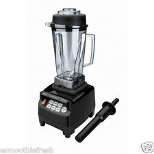 JTC TM-800 Omniblend V Kitchen Blender - Powerful 3hp Motor - 2ltr BPA-FREE Jug
