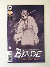 BLADE OF THE IMMORTAL #37 Dark Horse Comics Heart of Darkness 3/8 1999 Manga NM