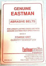 EASTMAN - Abrasive Belts For Cutting Machine Coarse Grit 181C2-1