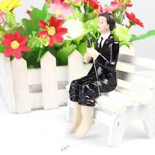 Romantic Funny Wedding Cake Topper Figure Bride & Groom Couple Bridal Decor b