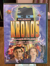 Kronos: Ravager of Planets (Dvd, 2000) Still Sealed! Classic Sci-Fi Film