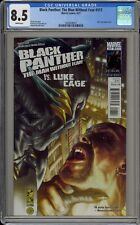 BLACK PANTHER: MAN WITHOUT FEAR #517 - CGC 8.5 - LUKE CAGE - 2039459013