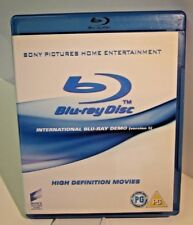 BLU RAY SONY INTERNATIONAL DEMO VERSION 5 - SONY PICTURES ENTERTAINMENT