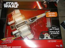 Star Wars X-Wing Starfighter Drone Remote Control Air Hogs Disney Kids Toy RC