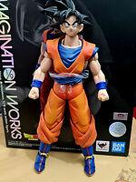 Son Goku Gokou Normale uper Sayan Dragon Ball Z  Bandai Imagination Works 1:9
