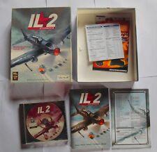 IL 2 sturmovik pc bigbox big box