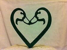 Reversible Heart Duck Wedding Cake Topper MADE In USA…..Ships from USA