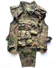COVER BODY ARMOR POLISH ARMY VEST OLV WOODLAND ARMED TACTICAL FRAGMENTATION