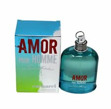 AMOR SUNSHINE BY CACHAREL POUR HOMME EAU DE TOILETTE SPRAY 125 ML/4.2 FL.OZ. (D)