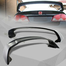 For 2006-2011 Honda Civic Sedan Black RR Style Rear Trunk Spoiler Wing Body Kit
