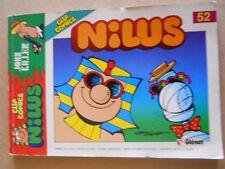 CLIP Comics NILUS n°52 1991 ED. Glenat   [G401]