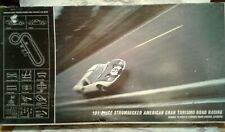 Strombecker AMERICAN GRAN TURISMO Slot Race Set Lap Counter, Flagman & 2 Cars