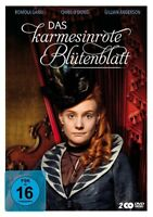 DAS KARMESINROTE BLÜTENBLATT (ROMOLA GARAI, CHRIS O'DOWD,...)  2 DVD NEU