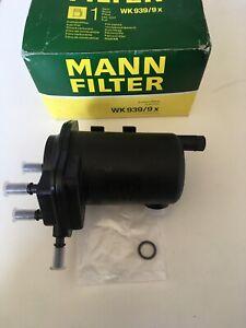 Mann Fuel Filter WK939/9x For Nissan Renault