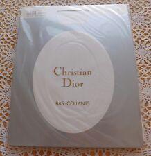 CHRISTIAN DIOR  Pantyhose Paris Bas-Collants Slim Joanna 22 Dtex Lys 9