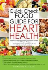 Quick Check Food Guide for Heart Health-ExLibrary