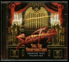 Savatage Still The Orchestra Plays Greatest Hits CD new jewel case