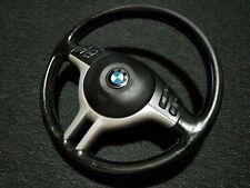 BMW X5 E53 Original Multifunction Steering Wheel SILVER Trim BMW 3-Series E46
