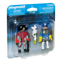 Playmobil Space Police Officer And Thief Building Set 70080 NEW IN STOCK