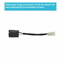 Alternator Plug Connector To Fit Bosch Hitachi Mitsubishi Holden Commodore Astra