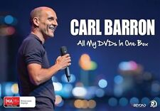 Carl Barron - All My DVDs In One Box (DVD, 2015, 5-Disc Set)  Region 4