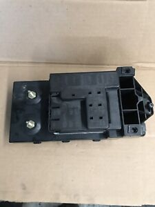 99 1999 FORD F250 F350 INTERIOR DASH FUSE BOX RELAY FUSEBOX F81B-14A067-AF