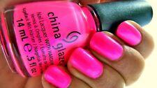 China Glaze - PINK VOLTAGE   **BRAND NEW**