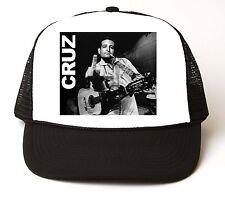 TED CRUZ MIDDLE FINGER JOHNNY CASH Spoof Logo HAT President 2016 Republican Cap