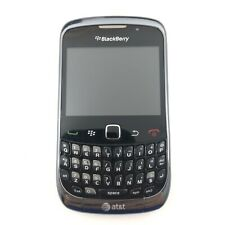 Blackberry Curve 9300 QWERTY 256mb (AT&T) Cell Phone GSM Black - Phone Only